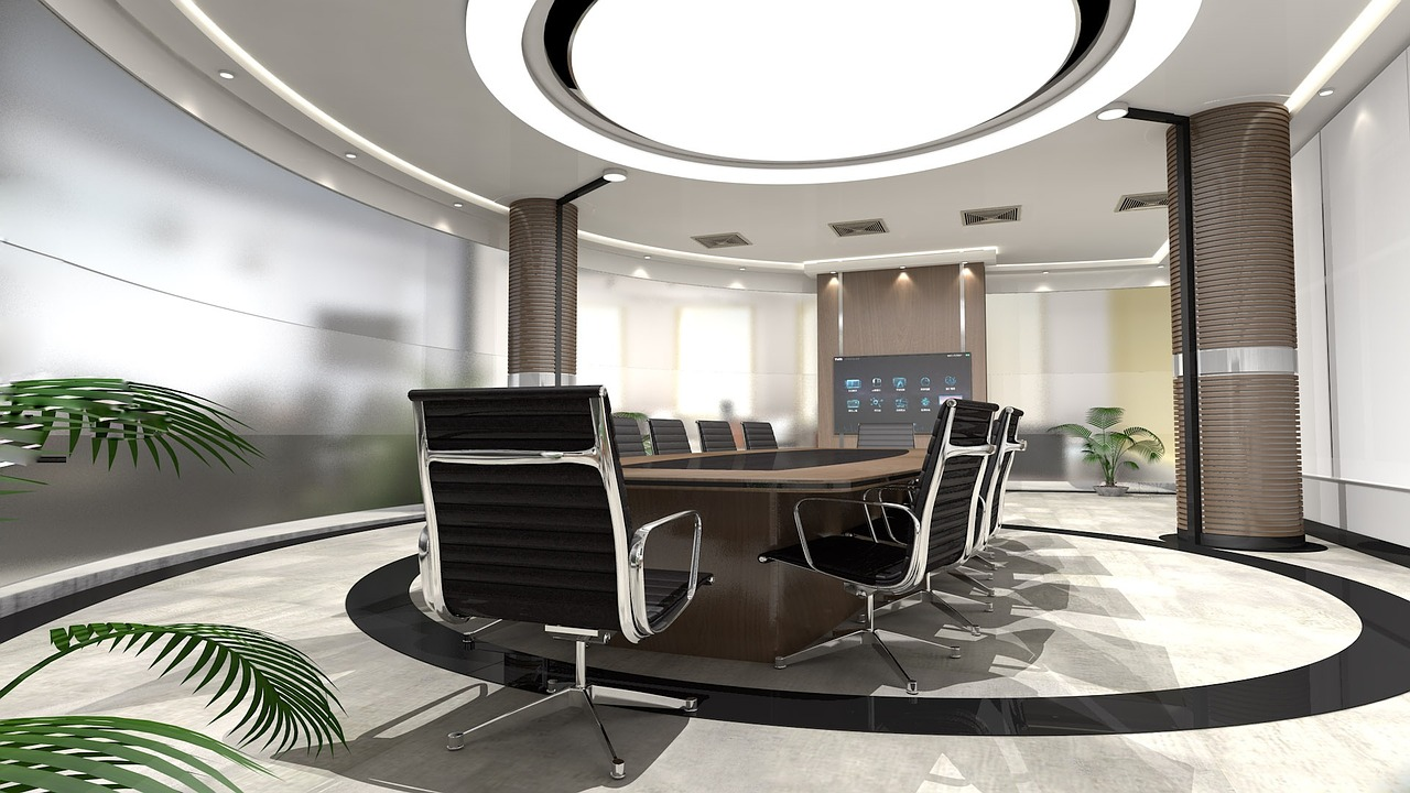 Roundtable boardroom